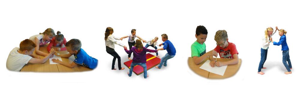 Oefeningen groepsvorming
